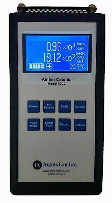 Aic2 Air Ion Counter