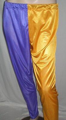 Jester Renaissance Unisex Leggings Various Colors / Sizes