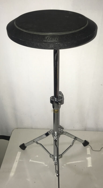 Pearl Practice Drum Pad And Stand