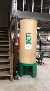 Castrol 800L ( litre ) Vertical Oil Tank, Only Used For New Oil