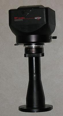 Diagnostic Instruments Rt Slider Spot Camera - Model 2.3.1 W Hrdo76-nik Adapter