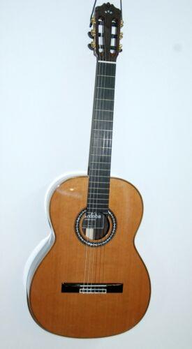 Cordoba C12 All Solid Cedar Top Classical Rosewood Lattice Braced Guitar W/case