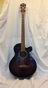 Ibanez Acoustic Plug In Bass Guitar Ashfield Ashfield Area Preview