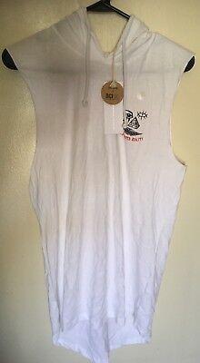 Cotton Muskel-shirt (Cotton On T-Shirt Herren GRÖSSE S NEU Nwt Hustle Muskel Unterhemd Veränderten)