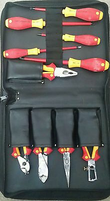 NEW!!!! WIHA INDUSTRIAL Transfer TOOL SET, ELECTRICAL TOOLS, INSULATED TOOLS