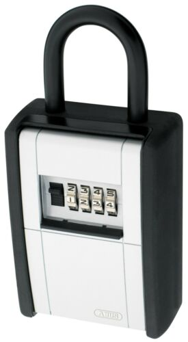 ABUS+Portable+Key+Safe+Garage+Combination+Dial+Black+Shackle+797
