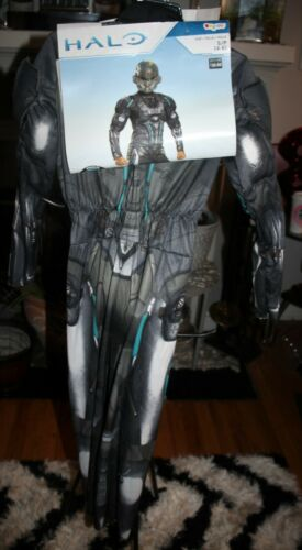 DISGUISE HALO SPARTAN LOCKE 3D JUMPSUIT AND MASK COSTUME (S/P 4-6)