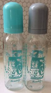 THERMOBABY GLASS BABY BOTTLES