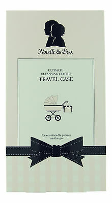 noodle and boo cleansing cloths travel case
