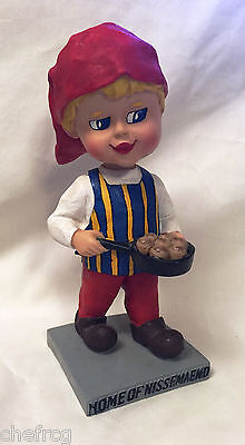 "SUPER RARE HOLIDAY ""HOME OF NISSEMAEND"" DANEBOB TYLER, MN BOBBLEHEAD ~ NM!"