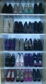 Size 6 shoe collection