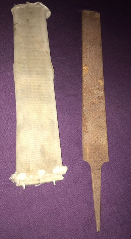 Antique Farrier Tool File