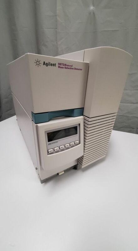 HP Agilent G2577A 5973N Diffusion EI MSD, great condition, see tune report