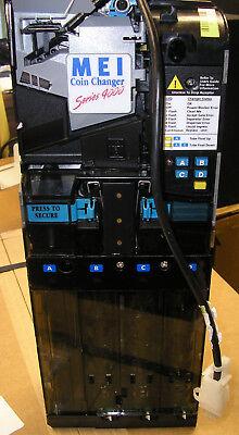 Mars Mei Vn 4510 Mdb 24v 4 Tube Coin Mech Changer Acceptor Factory Rebuilt