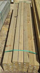 TREATED PINE FENCE POSTS  100 X 75 3.0M CHEAP! Penrose Bowral Area Preview
