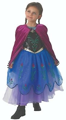 Rubies 3610694 - Anna Frozen Premium Dress * Disney Prinzessin FROZEN