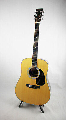 Martin D-35 2018 Edition Dreadnought Acoustic Guitar & Hardshell Case OPEN BOX