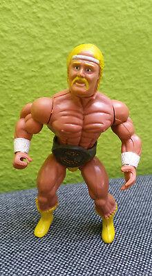 """C.G. Hulk """"Bulk"""" Hogan Wrestler Champions Toyline Motu KnockOff Bootleg 80er RAR"""