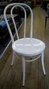 New Replica Thonet Bentwood No.18 Dining Chairs White Metal Melbourne CBD Melbourne City Preview