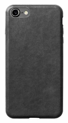 NEW Nomad iPhone 7 Slate Gray Horween LEATHER Phone Case Patina Minimal Apple