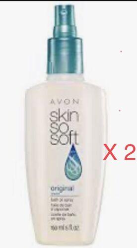 2 skin so soft original bath oil