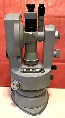 Carl Zeiss Th43 Optical Theodolite Germany K E Keuffel Esser Transit Survey