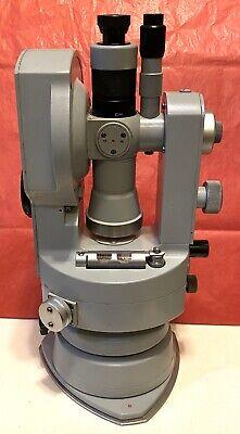 Carl Zeiss Th43 Optical Theodolite Germany K E Keuffel Esser Transit Survey