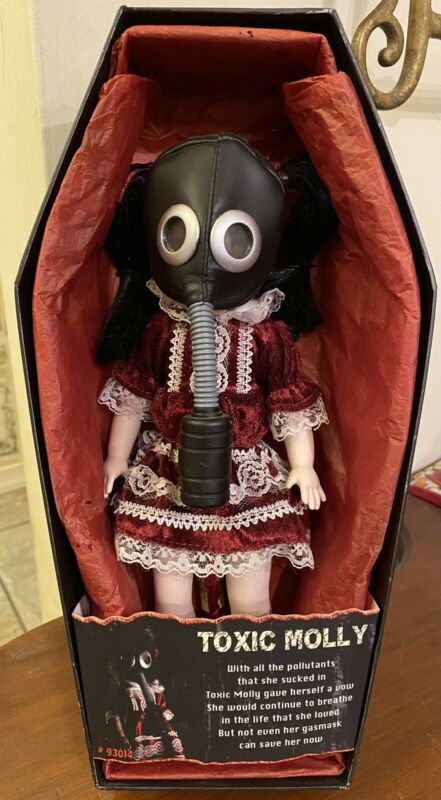 Living Dead Dolls Toxic Molly Series 9