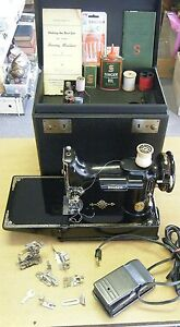 Singer featherweight serial number dating