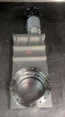 Vat Vacuum Uhv Gate Valve 8 Conflat All Metal Bonnet Seal - Mks Hps Lesker