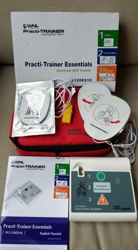 Excellent! WNL Practi-Trainer Essentials UNIVERSAL AED TRAINER (WL120ES10)
