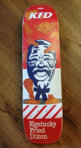 NEW NOS S.O.H SLIGHT OF HAND Skateboard Deck KFD Kentucky Fried ANTWUAN DIXON
