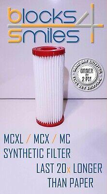 Cerec Mcxl Water Filter Synthetic - New Generation 2020- Last 20x Longer
