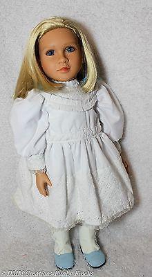 My Twinn Lenora - Blonde Hair -Blue Eyes - 23 inch Posable
