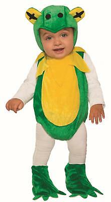 Fresh Froggie Child Infant 12-24 Toad Halloween Costume - Baby Toad Costume