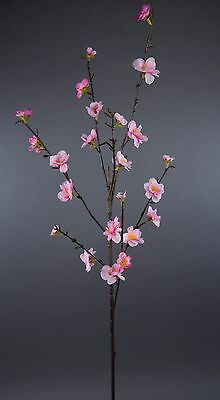 Kirschblütenzweig 90cm rosa DP Kunstblumen künstliche Kirschblüte Seidenblumen