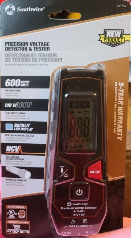 New! Southwire Precision Voltage Detector & Tester!