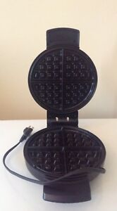 Black and Decker Waffle Maker