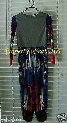 TRANSFORMERS Optimus Prime~Medium (7-8)~NO MASK~Jumpsuit Boys Halloween Costume](Optimus Prime Halloween Mask)