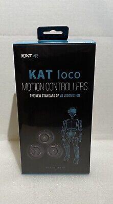 Kat VR Kat Loco Motion Controllers Wireless Sensor Oculus Rift HTC Vive NEW