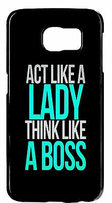 For Samsung Galaxy Note 5/4/3/2 Cute Funny Inspirational Women Quote Cover - Cute Inspiration