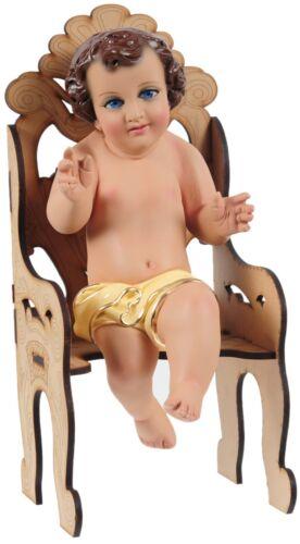 Niño Dios Yeso.  Niño Dios. Baby Jesus.