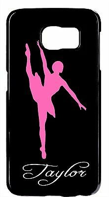 Ballet Dancer Ballerina Personalized Name Case Samsung Galaxy S9 Plus Note - Ballerina Personalized Note