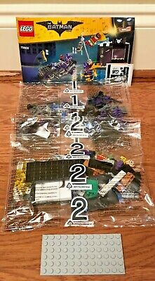 LEGO The Batman Movie Catwoman Catcycle Chase 70902, No Box - Sealed Bags!