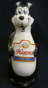 Vintage Hamms Beer Bottle