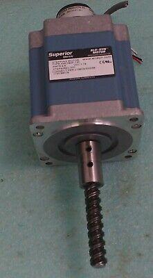 Superior Electric Slo-syn Stepper Motor Type Kml092f-120 1.74 Vdc Nema 34