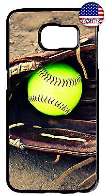 Softball Glove Theme Case Cover For Samsung Galaxy S8 S9 Plus S7 Edge Note 9 8 - Galaxy Themes