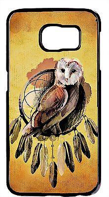 New Dream Catcher Owl Pattern Design Cover Case For Samsung Galaxy Note 5/4/3/2 (Samsung Galaxy Note 2 Covers Owls)