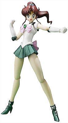 Bandai Tamashii Nations S.H. Figuarts Sailor Jupiter Sailor Moon Action