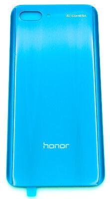 Honor 10 Akkudeckel Backcover Battery Cover + Kleber - Blau Blau Back Cover